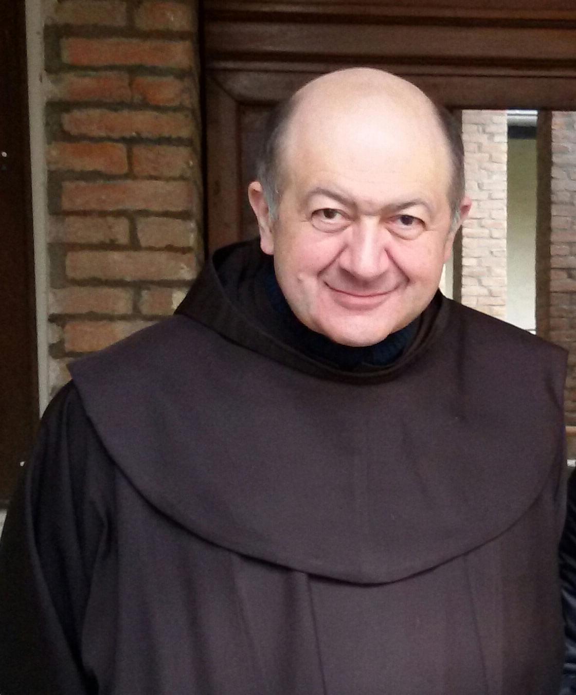 Caro Padre Francesco