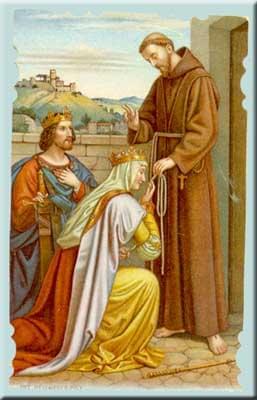 I Santi I Patroni Dell'Ordine Francescano Secolare