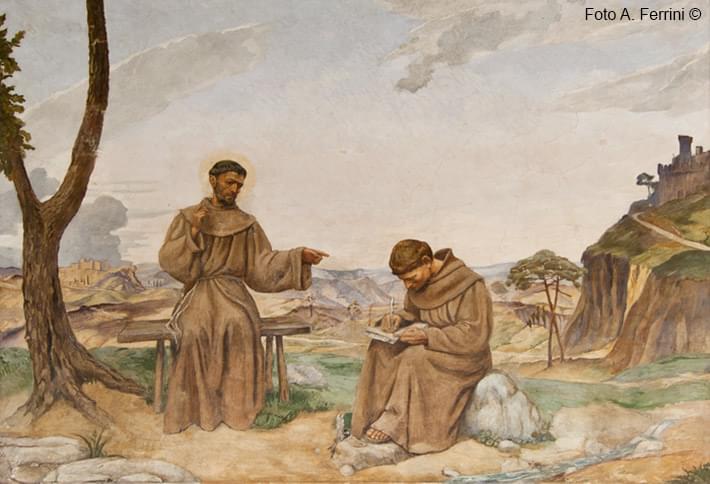 Regola Bollata – San Francesco
