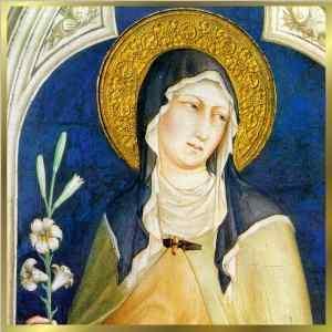 Santa Chiara – A Cura Di Francesca Cocco (OFS Sabbioncello)