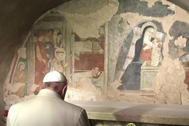 Admirabile Signum – Del Santo Padre Francesco Sul Significato E Il Valore Del Presepe