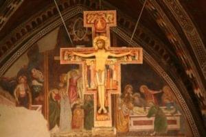 Il Crocifisso Di San Damiano – A Cura Delle Clarisse Di Santa Chiara  Del Protomonastero Di Assisi