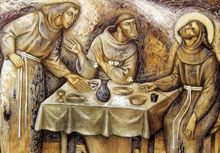 """""""Le Ammonizioni"""" Di San Francesco D'Assisi. Commento Di Padre Pietro Maranesi OFM Capp. – A Cura Di Silvia Rellieri OFS Sabbioncello"""