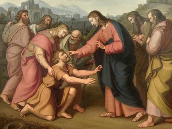 """Le Dice Gesù: """"Sono Io, Che Parlo Con Te"""" – Meditazione Di Mons. Pizzaballa OFM – IV Domenica Di Quaresima 2020"""