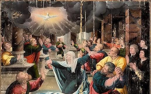 La Chiesa è Questo Spazio D'amore, Dove Circola La Vita Del Padre, Che Vive Nel Cristo, Che Vive In Noi. VI Domenica Di Pasqua 2020 Padre Pizzaballa OFM