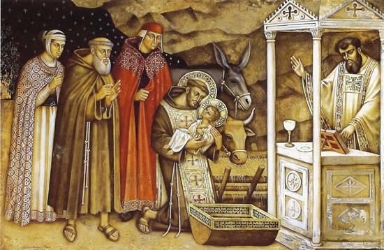 In Cammino Verso Il Natale Di Nostro Signore Gesù Avvento 2020 – Sussidio Per La Preghiera.