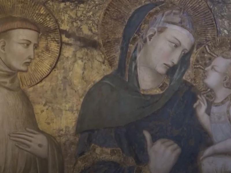 Sapete Perchè La Madonna è La Protettrice Dell'ordine Francescano?